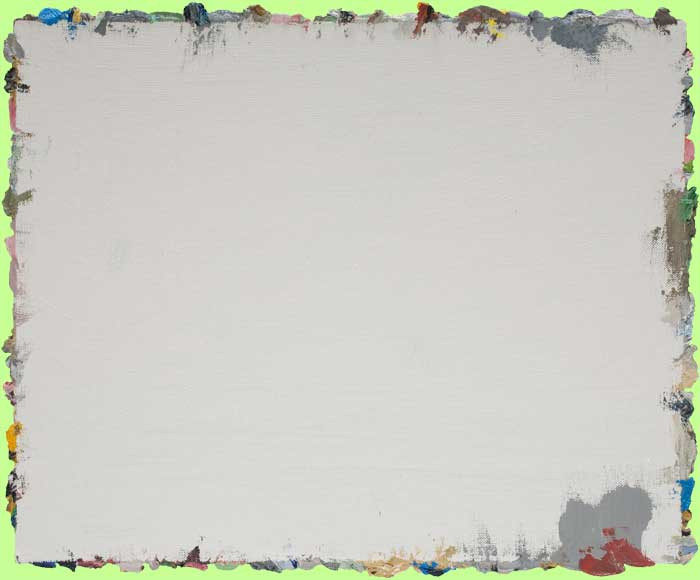 Warm Grey (2000-09) John ArmstrongOil on linen, 42.5 x 53 cm